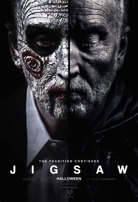 film jigsaw 2017 final jigsaw poster highlights the return of a horror
