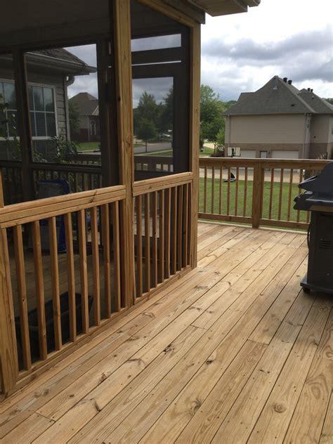 advantages     toned deck  deck stain