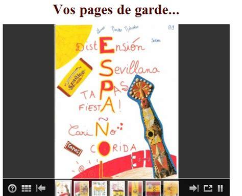espagnol cahier dactivits pour 2729864814 les quichotteries de delphine pages de garde