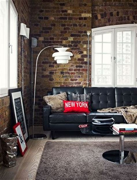 nyc apartment brick urban loft style apartment for big 26 best grunge style interiors images on pinterest