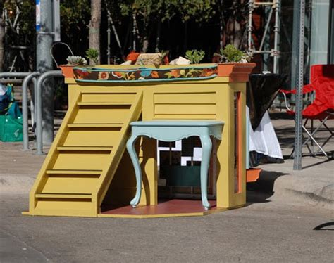 the best dog house ever barkitecture 2010 dog milk