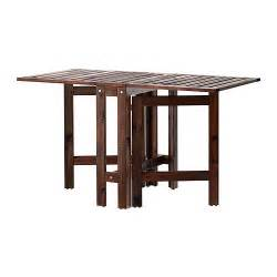 ordinary Gateleg Table With Folding Chairs #5: applaro-gateleg-table-outdoor-brown__0131145_PE285692_S4.JPG