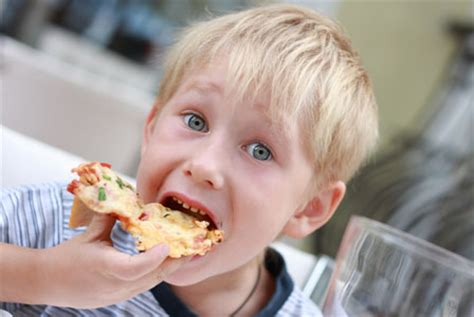 only eats from could the foods your child eats cause bad behaviors
