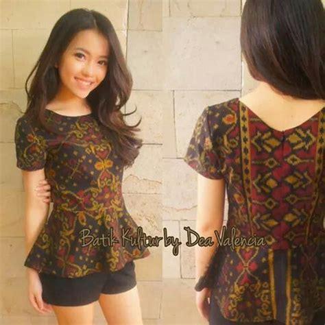 Dress Batik Modern C 156 cdj batik modern kebaya batik dress and