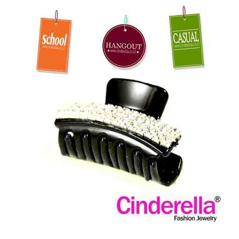 Jepit Rambut Pisang Hitam jepit rambut cantik hitam kecil berbentuk