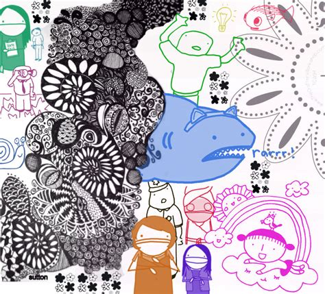 doodle photoshop doodle ish photoshop brushes by isabellyy on deviantart