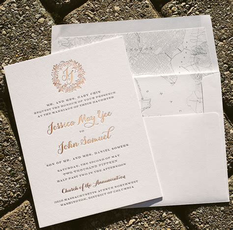 and gold wedding invitations gold wedding invitations with floral wreath