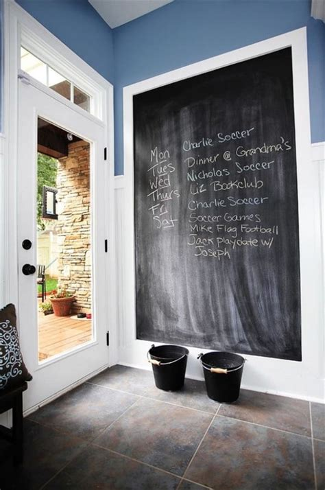 chalkboard paint wall tips how to creatively use chalkboard paint around the house