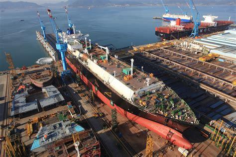 Hyundai Shipyard by South Korean Shipbuilders To Eco Ship Patents
