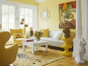 Yellow Walls Living Room Yellow Paint Walls Living Room House Decor Picture
