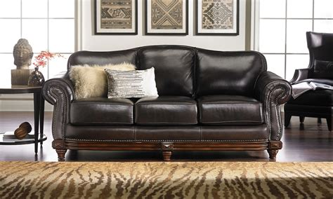 top grain leather sofa set deals aecagra org
