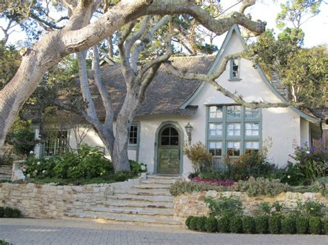 17 Best Images About Carmel Storybook Cottages On Cottages California