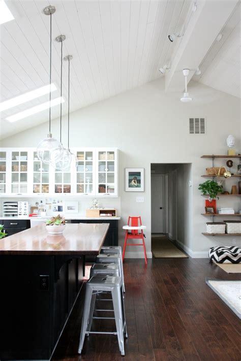 Pendant Lighting For Vaulted Ceilings House Tweaking