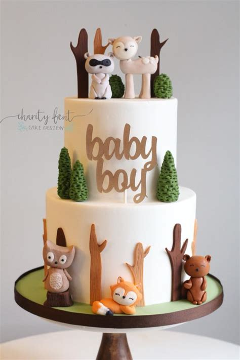 Baby Animal Baby Shower Decorations by Woodland Animals Baby Shower Decorations Baby Shower