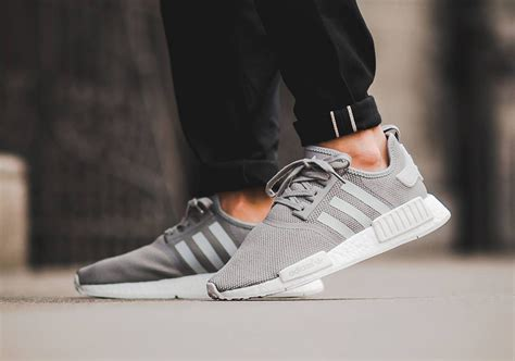 Adidas Nmd R2 Pk Light Grey adidas nmd r1 light grey june release info sneakernews