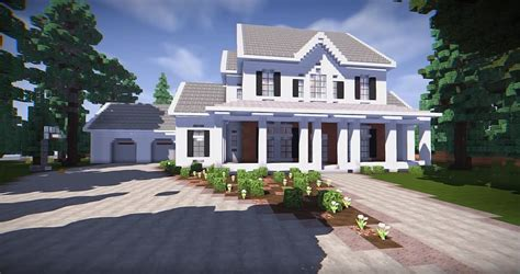 minecraft suburban house tutorial live in style with these 5 incredible minecraft house tutorials part 2 minecraft