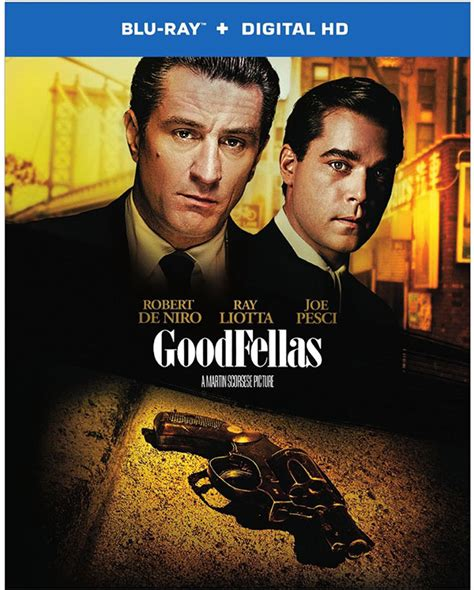 gangster movie year goodfellas remastered in 4k for 25th anniversary blu ray