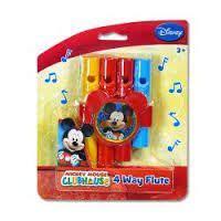 Disney Mickey Mouse Musical Set 11 handbell professional set performance