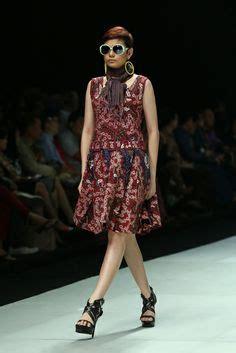Dress Hitam Merah dress ulos batak bahan ulos kombinasi tenun bima ukuran s m warna hitam merah ungu