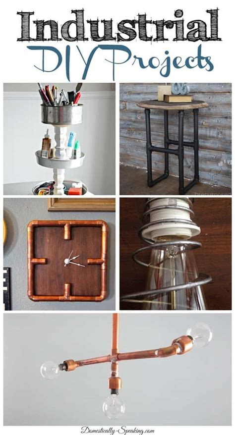 industrial diy projects inspire me monday 48