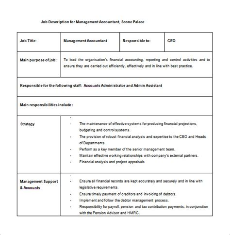 position agreement template 17 job contract templates free word pdf