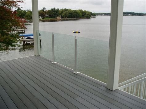 Outdoor Banisters And Railings Railings Mirrors And More Solon Glass