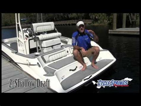 should i buy a yamaha jet boat top 3 reasons to buy a jet powered center console youtube