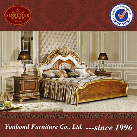 Home Dressers Design Group 0062 Italy Luxury Modern And Antique Bedroom Set Design