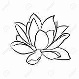 Lotus Flower Black And White Drawing | 1024 x 1024 jpeg 343kB
