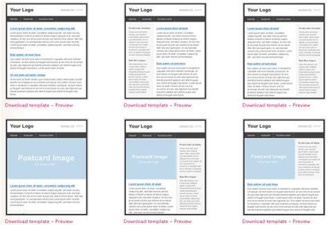 Newsletter Template Vorlage Newsletter Templates Zeit Und Kosten Sparen Durch Vorlagen Gif Bilder De