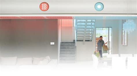 sistemi radianti a soffitto eurotherm spa