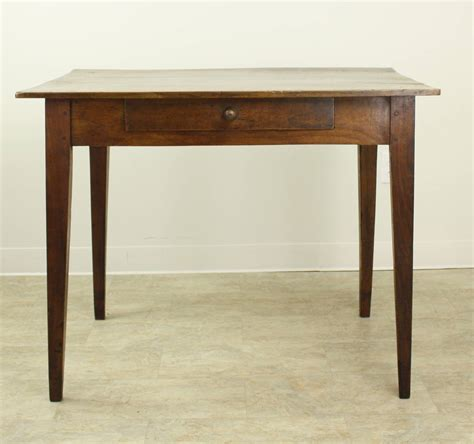 Small Writing Table Desk Small Antique Cherry Writing Table At 1stdibs
