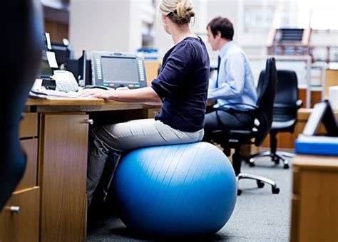 6 alternatives to sitting in a desk chair livestrong