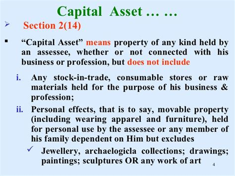 transfer of land section 45 capital gains exam bose