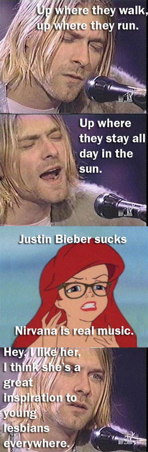 Kurt Meme - kurt cobain meme memes