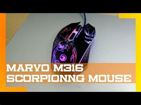 Marvo M910 M310 Gaming Mouse itsvet marvo m310 mi紂evi