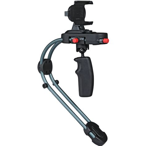 stedy cam steadicam smoothee kit with gopro hero and iphone smoothee