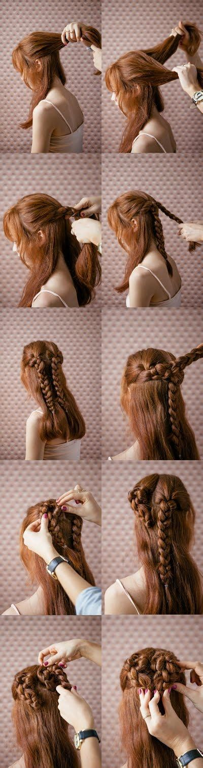 very easy and beautiful hairstyles easy updos for short hair cool hairstyles