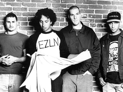 Against The rage against the machine on
