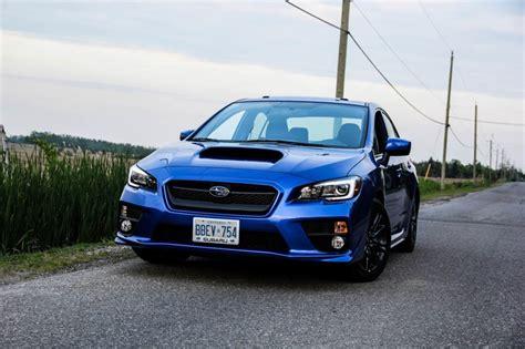 2015 Subaru Wrx Sport Review