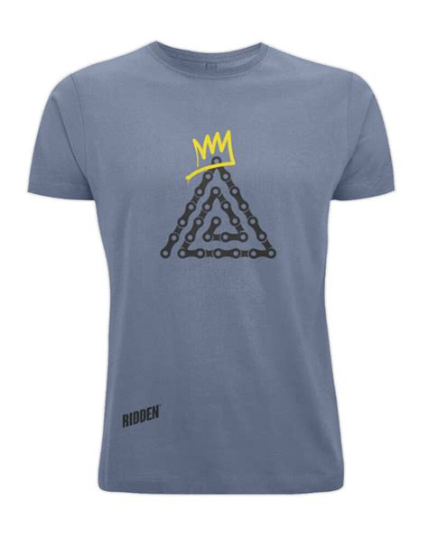 kom king of the mountain t shirt ridden