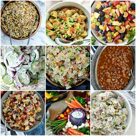 side dishes simply scratch 25 best salads and side dishes to bring to