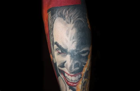 rene farbe joker tattoostudio bodylanguage erfurt