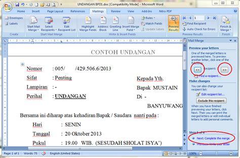 langkah langkah membuat mail merge untuk label langkah langkah buat mail merger ar rahman inc