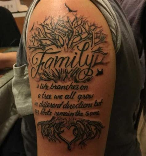 family tattoo ideas for guys best 24 family tattoos design idea for and