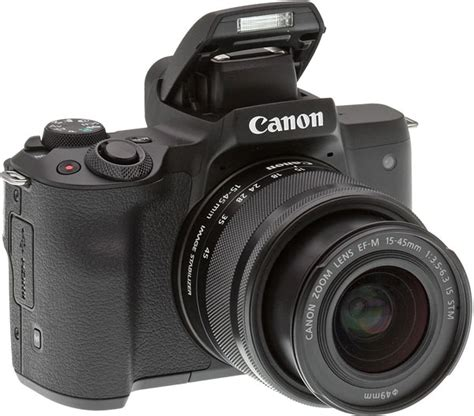Canon M50 Review Canon Releases Their First 4k Mirrorless