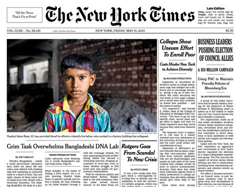 Related Keywords Suggestions For New York Times Template New York Times Newspaper Template Best Business Template