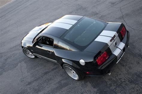 shelby performance parts offers mustang wide kit