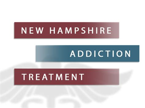 Detox Therapy Manchester by New Hshire Addiction Resources