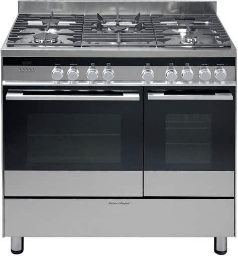 Electric Range Cooktop Buy Fisher Amp Paykel Or90ldbgfx3 90cm Dual Fuel Range